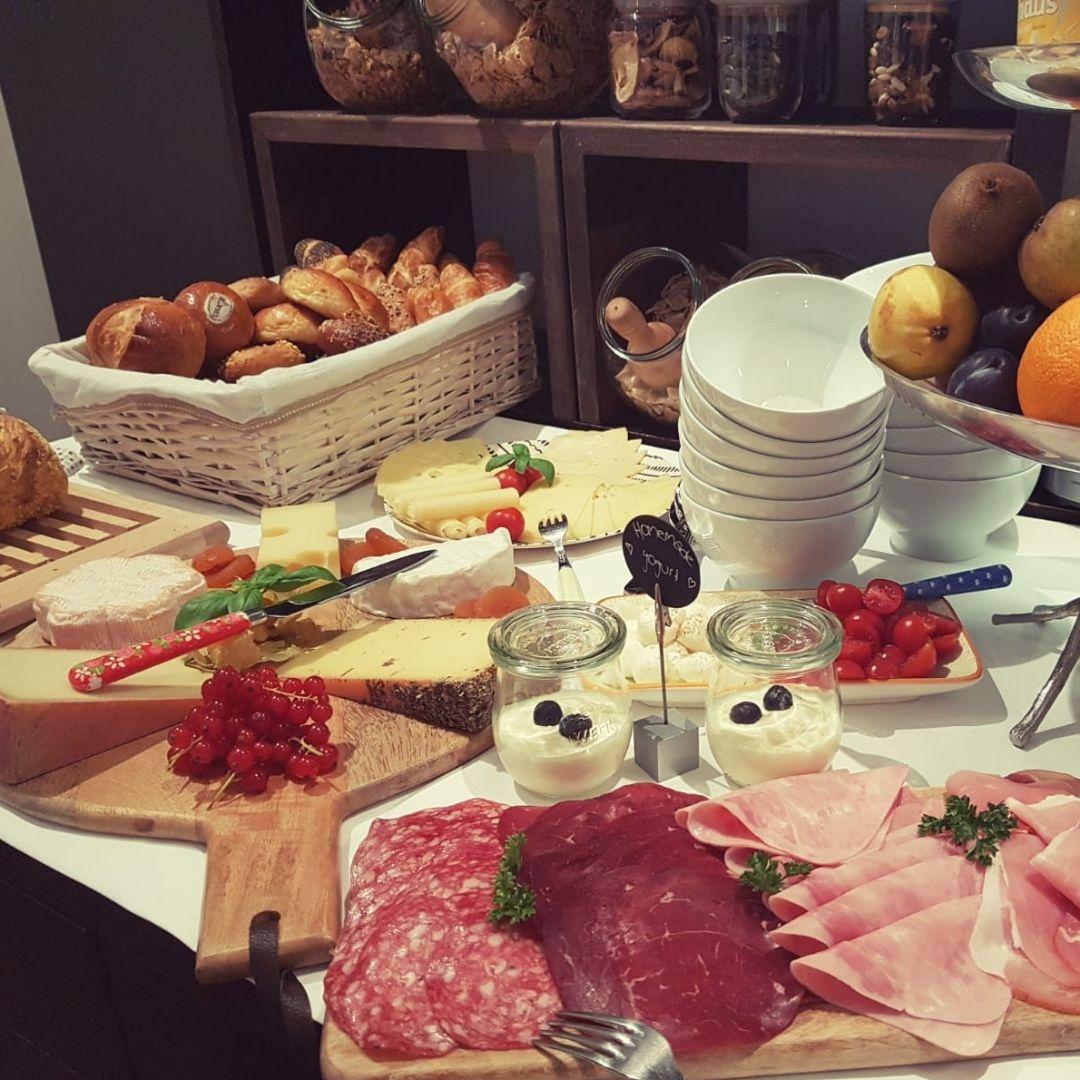 NIMO Frühstück Buffet Impression