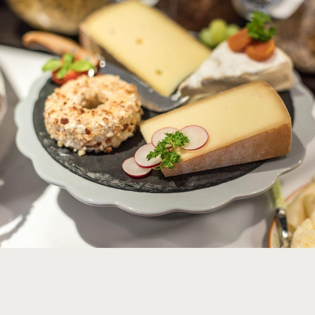 NIMO Frühstück Käse-Auswahl