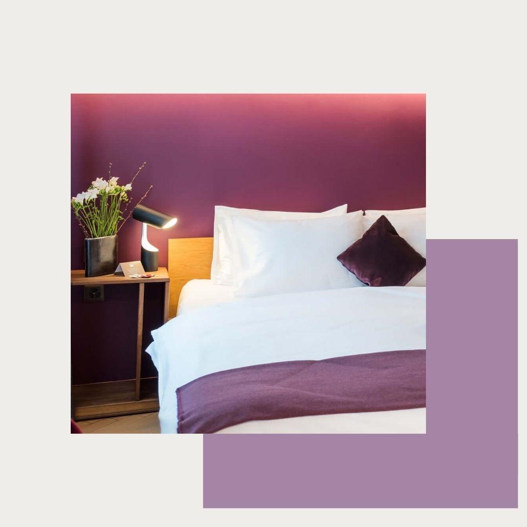 NIMO Klassik Doppelzimmer Bett