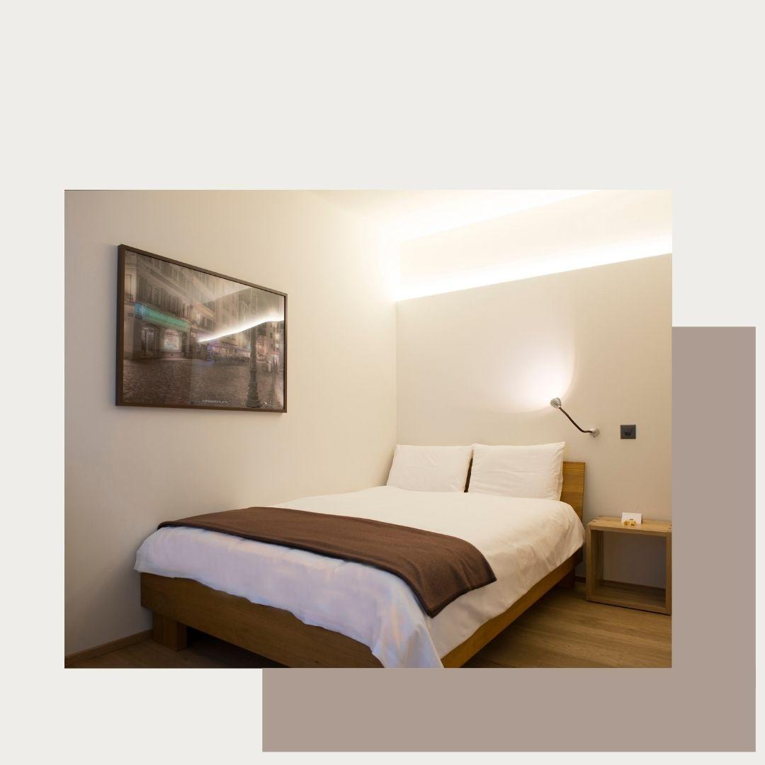 NIMO Klassik Einzelzimmer Bett