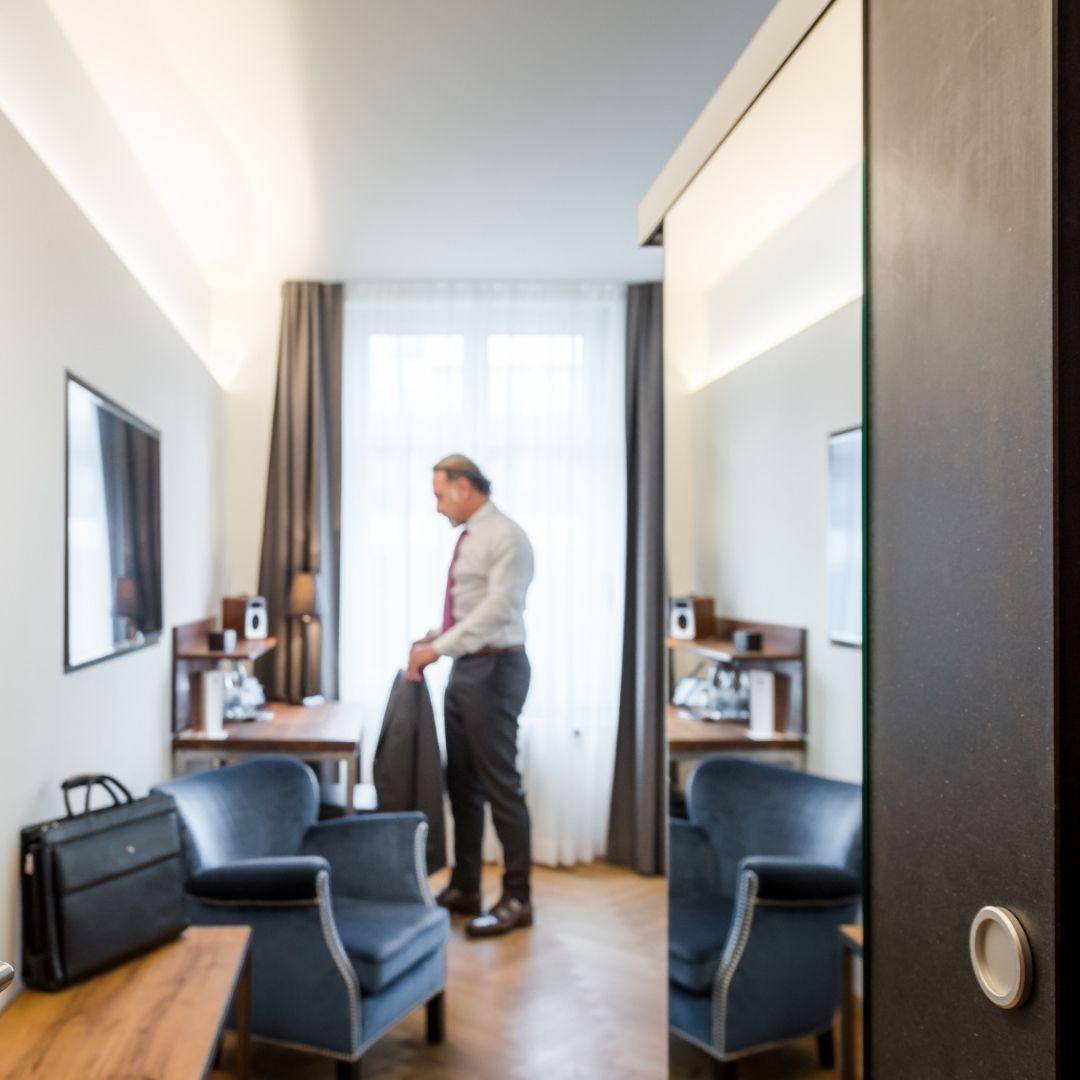 Premium Doppelzimmer Wohnbeispiel