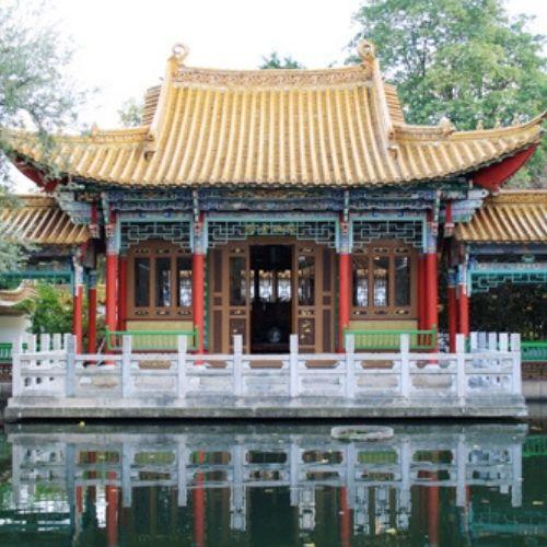 China garden Zurich